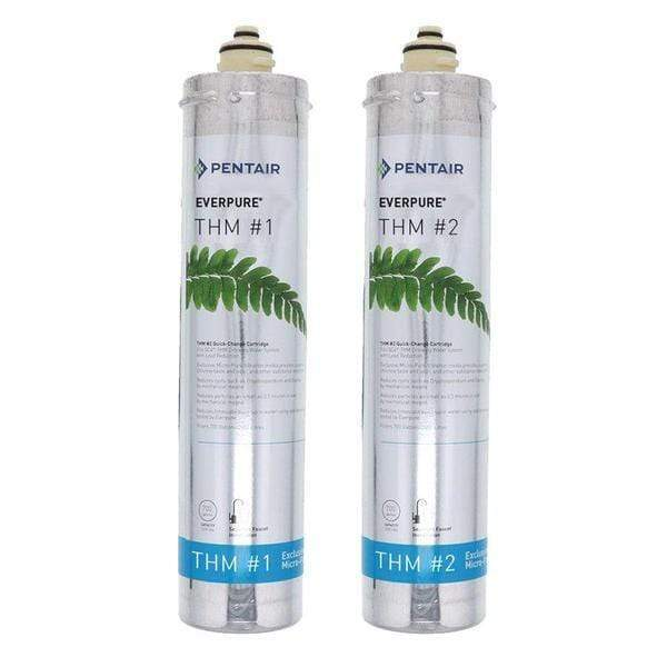 Everpure THM #1 & #2 Drinking Water Cartridge Kit #THMKIT - Efilters.net