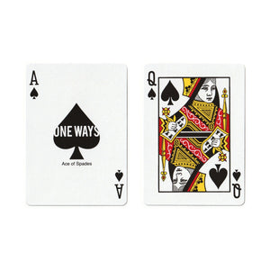 One Ways  Playing Cards Nobody Knows