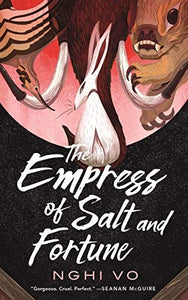 The Empress of Salt & Fortune; 6 skein Adventure Club Pre-Order