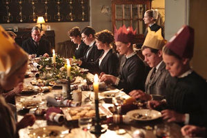 Christmas in the Servants Hall; Downton Abbey Inspired Advent Kit