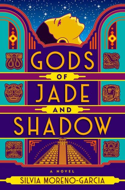 Gods of Jade and Shadow; 3 skein Adventure Club Pre-Order