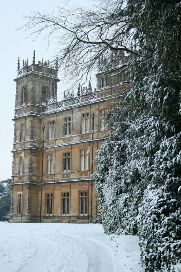 Home for the Holidays, a Downton Abbey Advent Kit Pre-Order