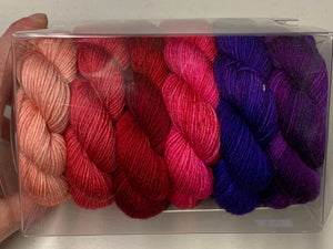 Passion Project Shawl Kit; John Merino Yarn