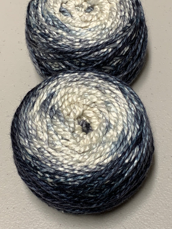 Speckled Gradient #04; Voltaire Bulky Yarn