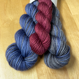 I'm So Lost Without You; Valentine's Day Date with AIR SUPPLY; Canon Hand Dyes Valentine's Day Skeins