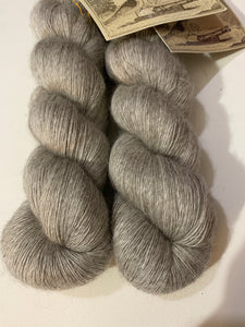 Naked Bruce Yak Silk Single Ply Lace Yarn