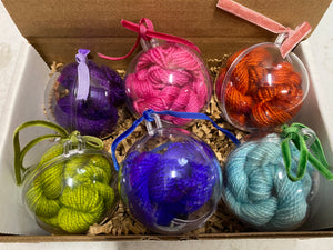 Solids Baubles Ornament Kit #2