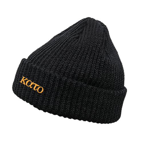 SOON OUT - RIBBED BEANIE
