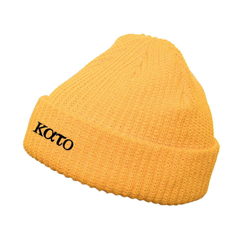 COMING SOON - RIBBED BEANIE