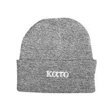 Load image into Gallery viewer, CLASSIC BEANIE - HEATHER GREY