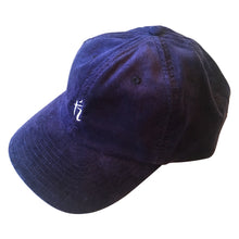 Load image into Gallery viewer, NAVY CORD CAP