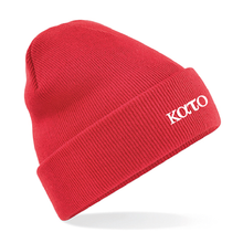 Charger l'image dans la galerie, CLASSIC BEANIE - RED