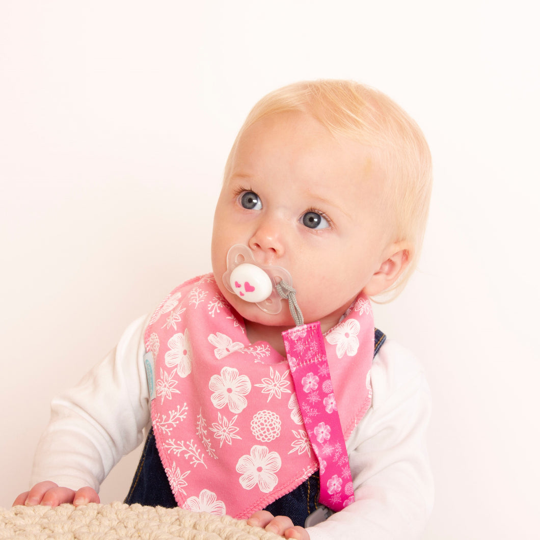 Belo Dummy Straps (various designs) - Little Fawn Box - Subscription box for mum and baby
