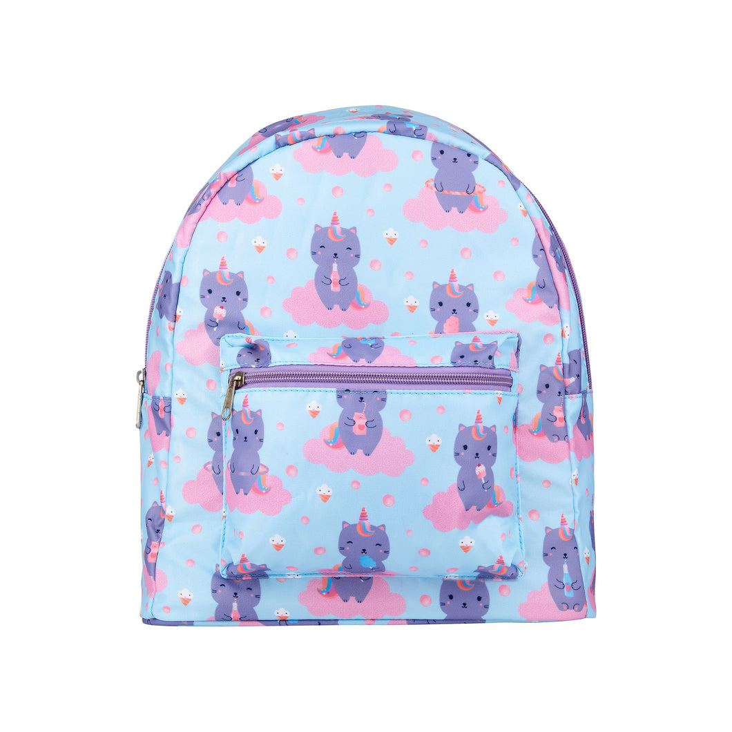 Sass & Belle Caticorn Backpack - Little Fawn Box - Subscription box for mum and baby