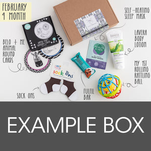 3 Monthly Subscription - Little Fawn Box