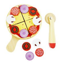 Load image into Gallery viewer, Jumini Wooden Pizza Set - Little Fawn Box
