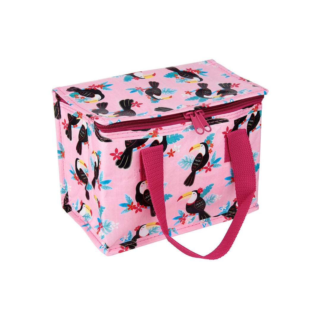 Sass & Belle Lunch Bag - Tiki Toucan - Little Fawn Box - Subscription box for mum and baby