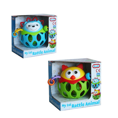 Rattle Ball Animal - Little Fawn Box - Subscription box for mum and baby