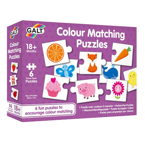 Colour Matching Puzzle | Galt