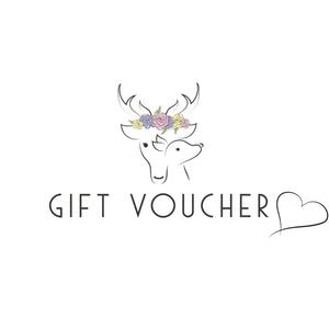 Gift Voucher for Subscriptions - Little Fawn Box - Subscription box for mum and baby