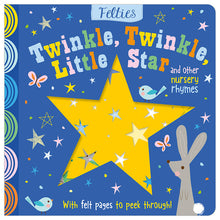 Load image into Gallery viewer, Twinkle Twinkle Little Star - Felt Pages