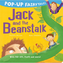 Load image into Gallery viewer, Pop-Up Fairytales: Jack and the Beanstalk - Little Fawn Box