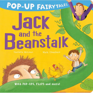 Pop-Up Fairytales: Jack and the Beanstalk - Little Fawn Box