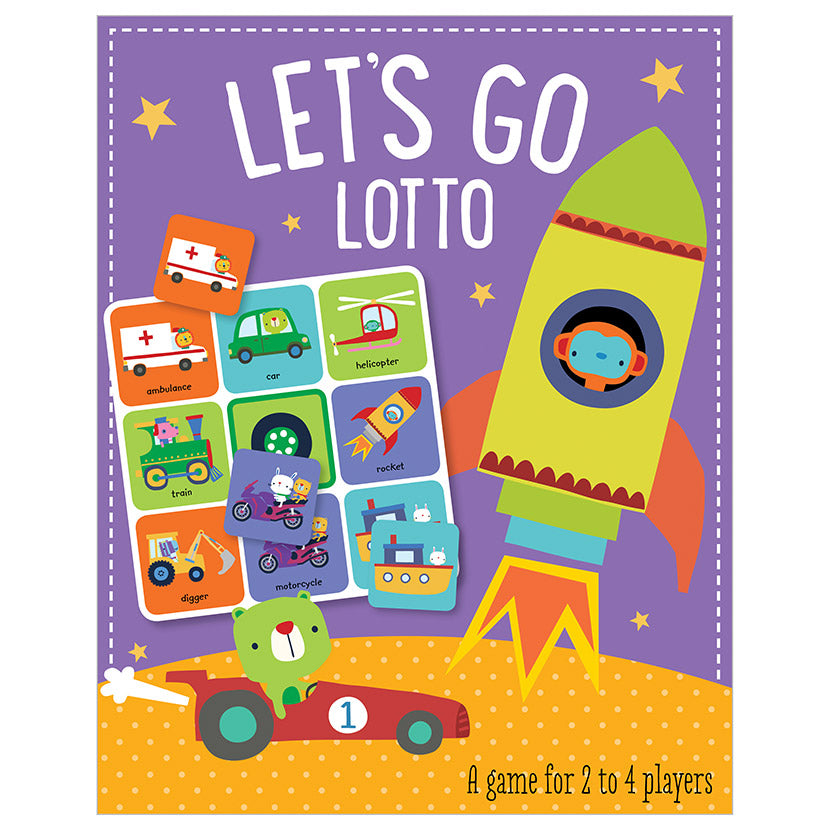 Let's Go Lotto - Little Fawn Box