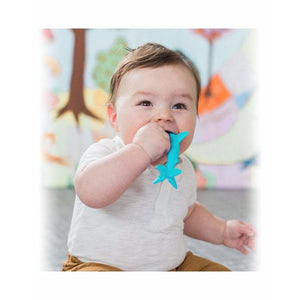 Little Shark Massaging Teether | Nuby