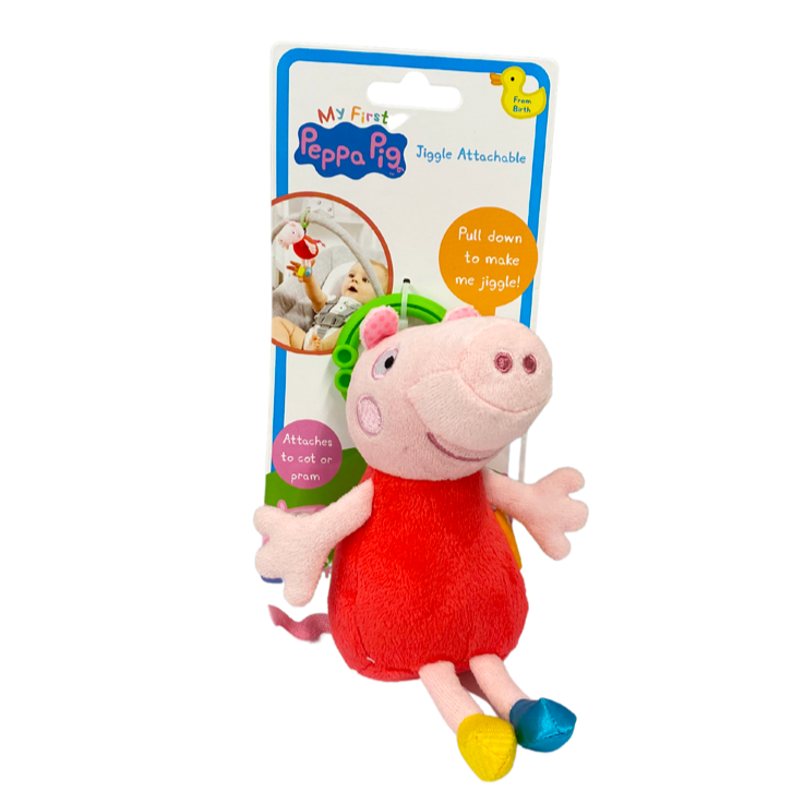 Peppa Pig Jiggle - Little Fawn Box