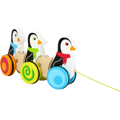 Pull Along Penguins