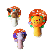Load image into Gallery viewer, Squeaky Toy (Yellow, Blue, Pink) - Little Fawn Box