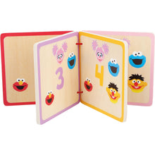 Load image into Gallery viewer, SESAME STREET Wooden Book - Little Fawn Box - Subscription box for mum and baby