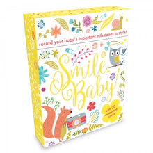 Load image into Gallery viewer, Smile Baby! Milestone Cards - Little Fawn Box - Subscription box for mum and baby