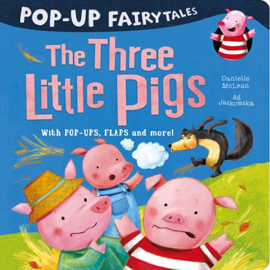 Pop-Up Fairytales: The Three Little Pigs - Little Fawn Box - Subscription box for mum and baby