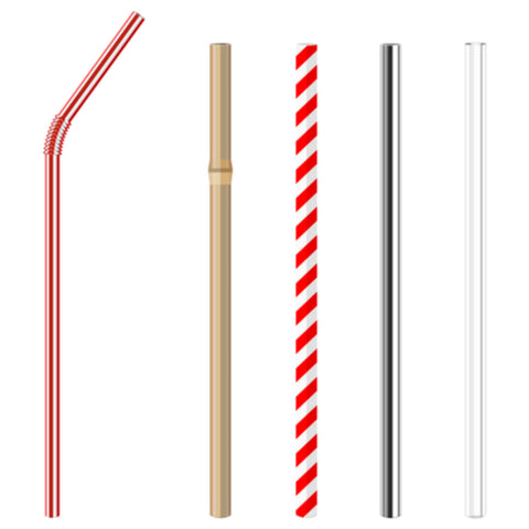 alternatives-to-single-use-plastic-reusable-metal-bamboo-paper-straw | Cestash