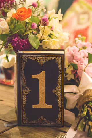 book-wedding-table-number | Cestash