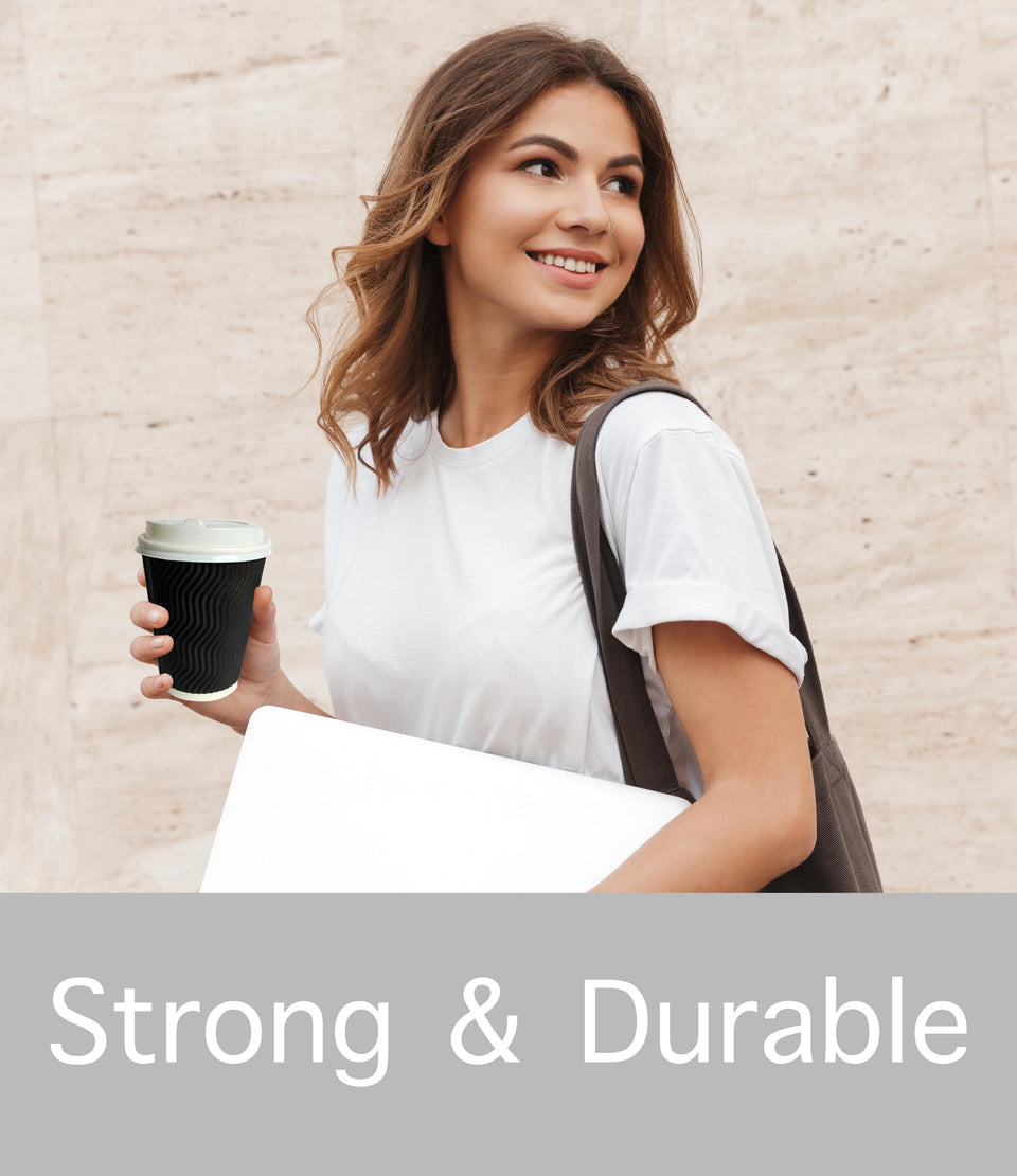 strong coffee cups