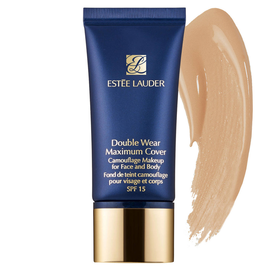 Estee Lauder DOUBLE WEAR MAXIMUM COVER 2C5 Creamy Tan - MIA PROFUMERIA