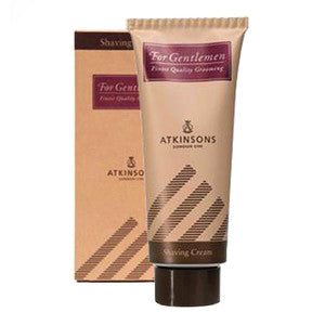 Atkinsons For Gentlemen Shaving Cream 100 ml - MIA PROFUMERIA