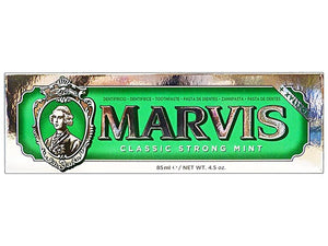 Marvis Dentifricio CLASSIC STRONG Mint 85 ml - MIA PROFUMERIA