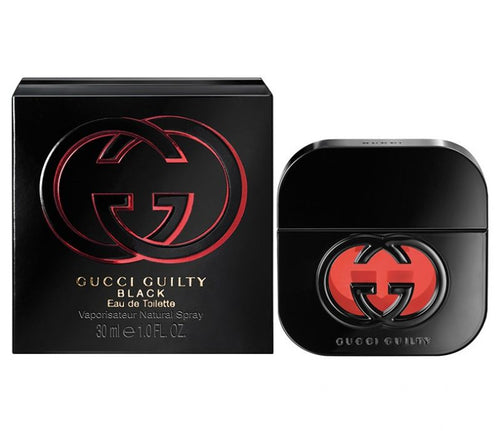 Gucci GUILTY BLACK Eau de Toilette Vapo 30 ml - MIA PROFUMERIA
