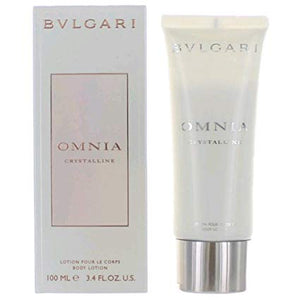 Bulgari OMNIA CRYSTALLINE Body Lotion 100 ml - MIA PROFUMERIA