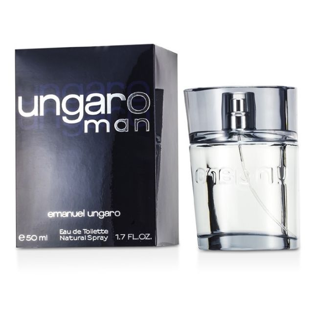 Ungaro MAN Eau de Toilette Spray 50 ml - MIA PROFUMERIA