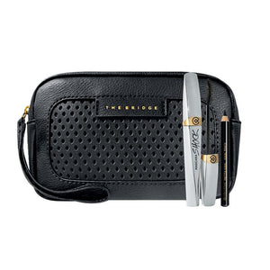 "Collistar Set MASCARA SHOCK Nero + Matita +Pochette ""The Bridge"""
