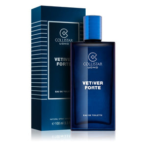 Collistar Uomo VETIVER FORTE Eau de Toilette Natural Spray 100 ml - MIA PROFUMERIA
