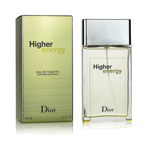 Dior HIGHER ENERGY Eau de Toilette Natural Spray 100 ml