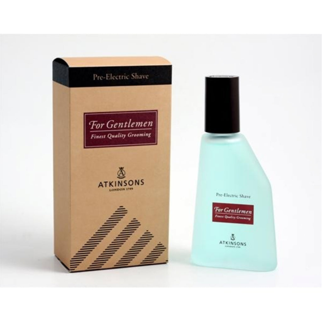 Atkinsons For Gentlemen Pre-Electric Shave 90 ml - MIA PROFUMERIA