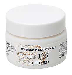 Elpher H125 COMPREHENSIVE Eye Treatment 30 ml - Trattamento contorno occhi - MIA PROFUMERIA