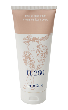 Elpher H260 Crema tonificante corpo 200 ml